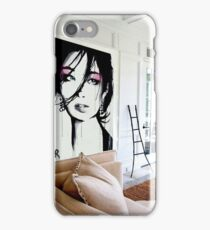 room with work iPhone Case/Skin