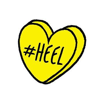 #Heel by tarrbear