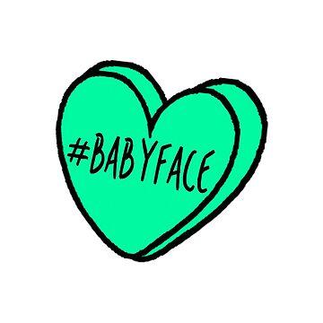 Babyface by tarrbear