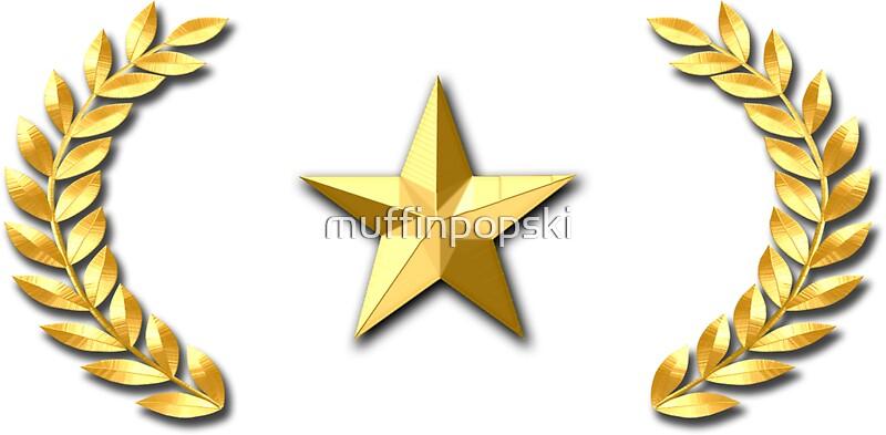 """Gold Nova 1 CSGO Rank Emblem"" Stickers by muffinpopski ..."