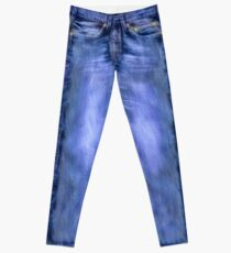 Blue Jeans Variation Leggings