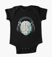 Mind Music Connection One Piece - Short Sleeve