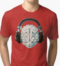 Mind Music Connection Tri-blend T-Shirt
