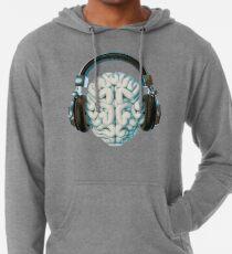 Sudadera con capucha ligera Mind Music Connection