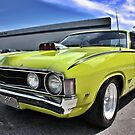 XA Ford Falcon GT Coupe by Ferenghi