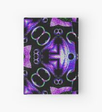 Purple Obsession  Hardcover Journal