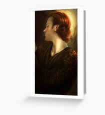 Renaissance Greeting Card