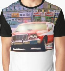 Starsky & Hutch Graphic T-Shirt