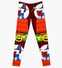 Snoopy Magic Potions Leggings