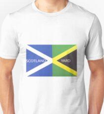 Scotland Yard  Unisex T-Shirt