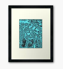 Jewellery Abstract  Framed Print