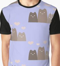 kittens Graphic T-Shirt
