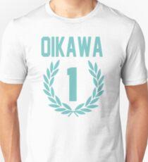 Haikyuu!! Oikawa Number 1 (Seijoh) Unisex T-Shirt