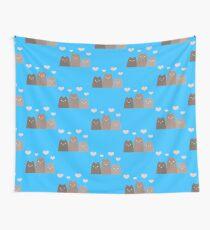 kittens Wall Tapestry