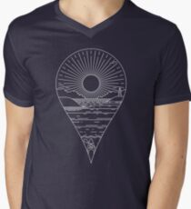 Heading Out V-Neck T-Shirt