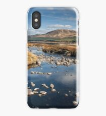 Doon Valley Landscape Photograph Ayrshire Dumfries and Galloway iPhone Case/Skin