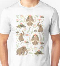 Nette Mammuts Unisex T-Shirt