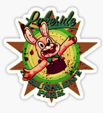 Lakeside Amusement Park (NIGHTMARE) Sticker