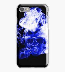 legalize blue iPhone Case/Skin