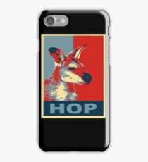 HOP - Yes We Kan-garoo iPhone Case/Skin