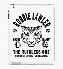 Robbie Lawler Boxing Academy iPad Case/Skin