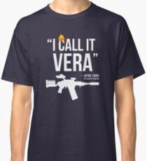 Jayne + Vera (white letters) Classic T-Shirt