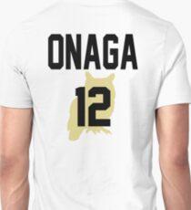 Haikyuu!! Jersey Onaga Number 12 (Fukurodani) Unisex T-Shirt