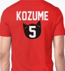 Haikyuu!! Jersey Kenma Number 5 (Nekoma) T-Shirt
