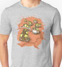 Notaden bennettii - Crucifix Toad Unisex T-Shirt