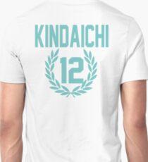 Haikyuu!! Jersey Kindaichi Number 12 (Aoba) T-Shirt