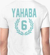 Haikyuu!! Jersey Yahaba Number 6 (Aoba) T-Shirt