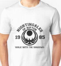 Nightingales of riften Unisex T-Shirt