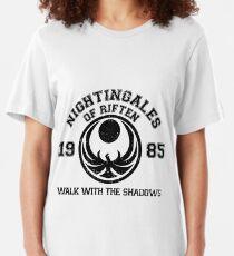 Nightingales of riften Slim Fit T-Shirt