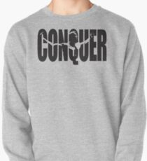 CONQUER (Arnold Iconic Black) Pullover