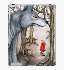 Not Out of the Woods iPad Case/Skin