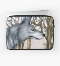 Not Out of the Woods Laptop Sleeve