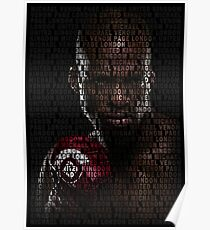 Michael Venom Page, MVP (Superimposed) Poster
