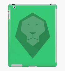 Der grüne Löwe iPad-Hülle & Klebefolie
