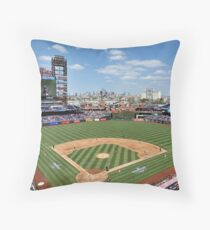 It's A Beautiful Day For A Ballgame  Throw Pillow