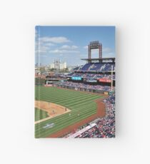 It's A Beautiful Day For A Ballgame  Hardcover Journal