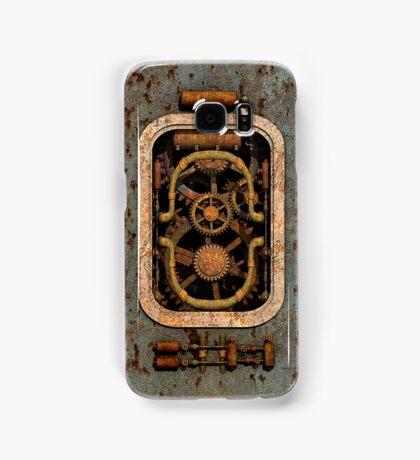 Infernal Steampunk Vintage Machine #1 Samsung Galaxy Case/Skin