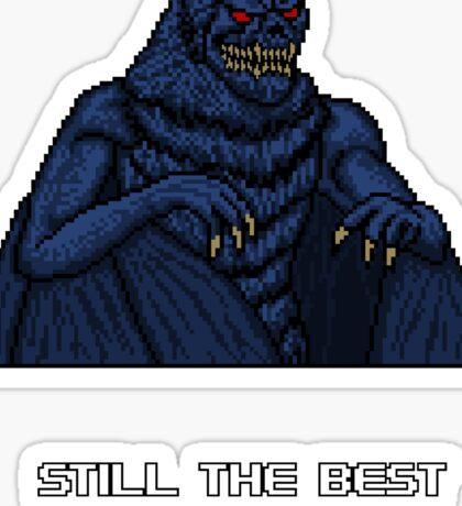 STILL THE BEST - 1973 Sticker