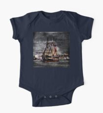 World's oldest commissioned warship afloat - USS CONSTITUTION Kids Clothes