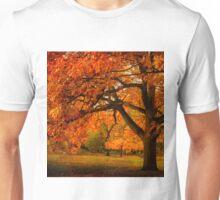 Red Oak Tree Unisex T-Shirt