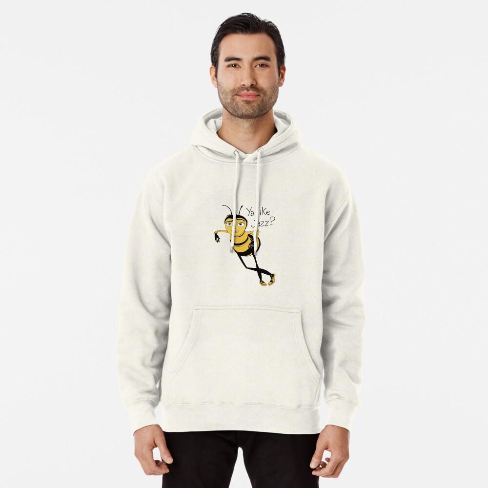 La pelicula Bee te gusta el jazz Sudadera con capucha