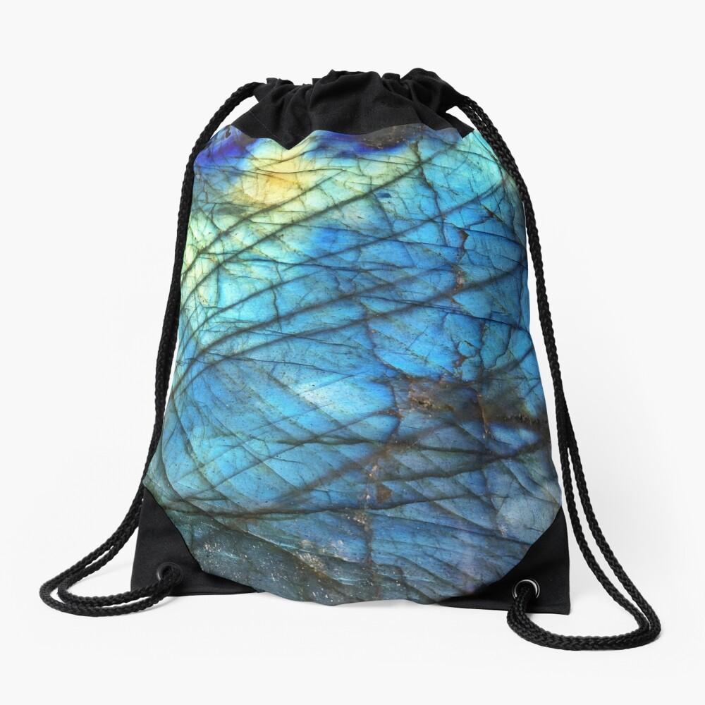 Labradorita azul real Mochila saco