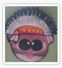 Chief Mouse Sticker