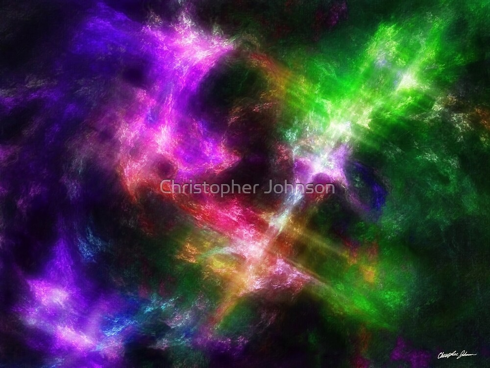 Colors 4 by Christopher Johnson
