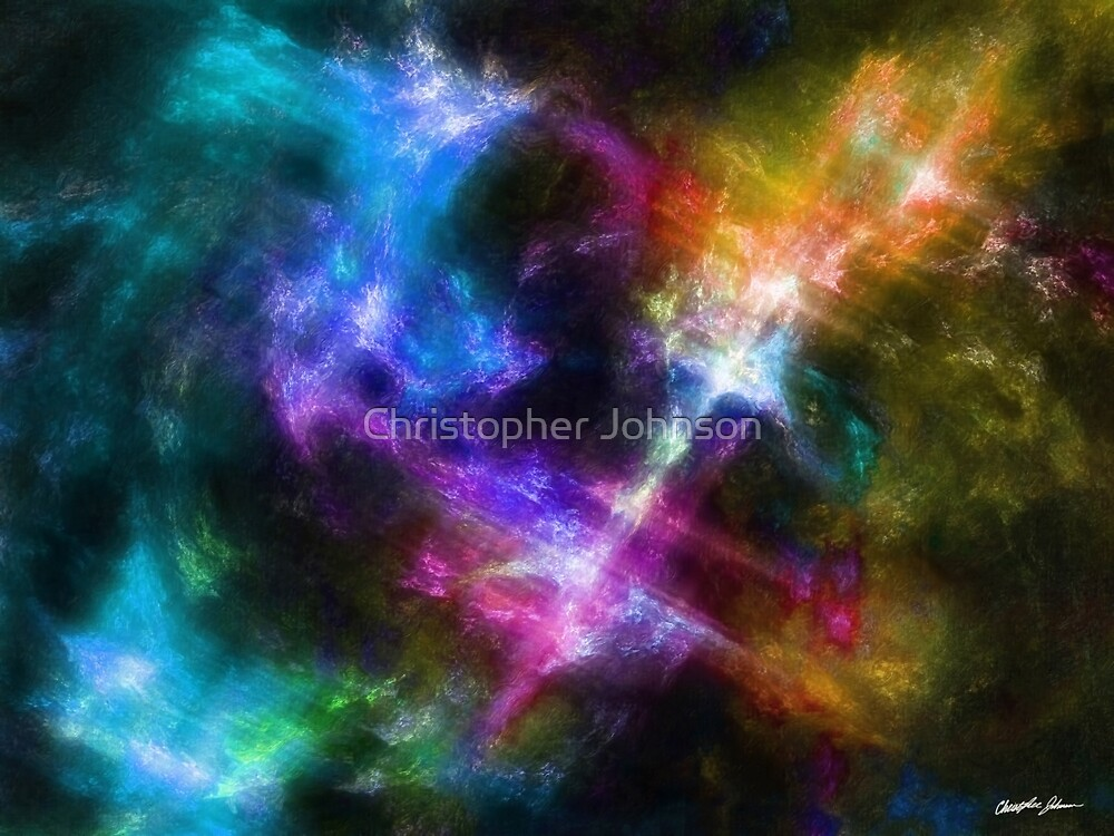Colors 2 by Christopher Johnson