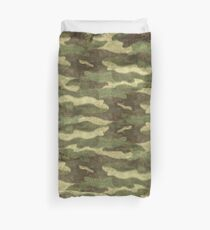 Dirty Camo Duvet Cover